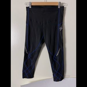 Conditioning Wear Polyester 3/4 Stabilyx Tights